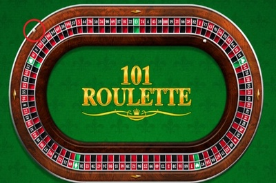 101 Roulette Logo