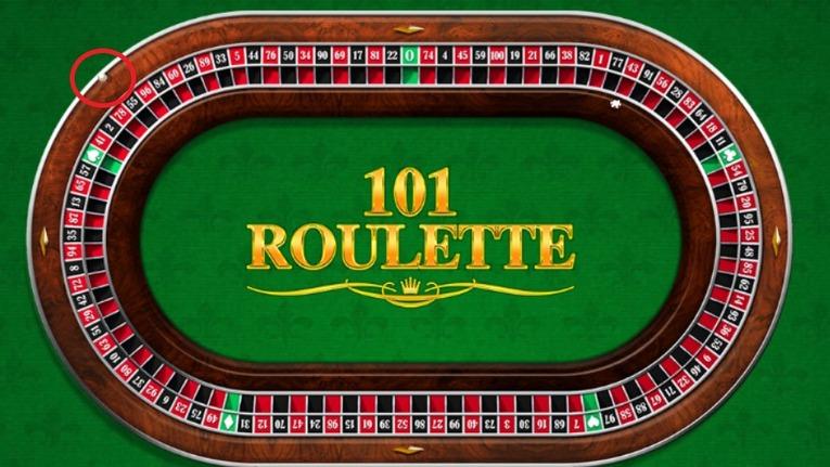 101 Roulette Wheel