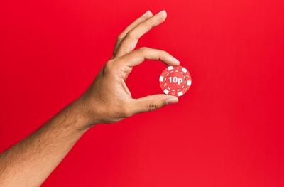 10p Casino Chip