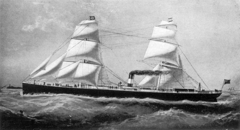 Palais Royal Yacht Charles Wells