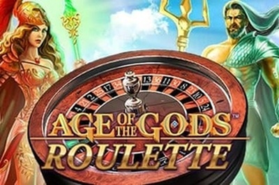 Age of the Gods Roulette logo