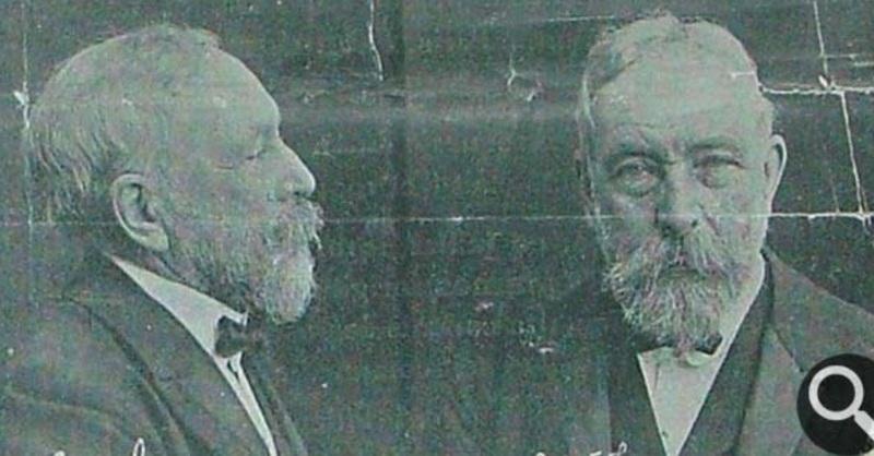 Charles Wells Gambler Mugshot