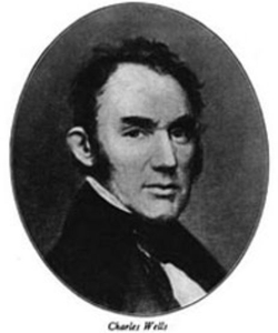 Charles Wells Gambler young