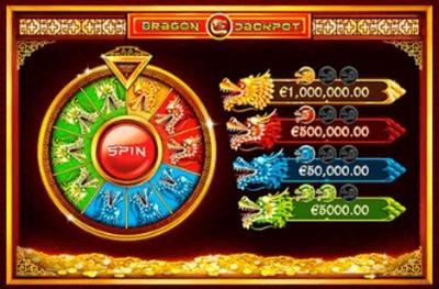 Dragon Jackpot Roulette Jackpot