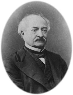 Francois Blanc Portrait