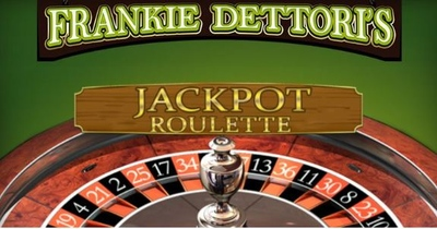 Franki Dettoris Jackpot Roulette Logo