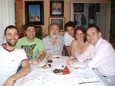 Gonzalo Garcia Pelayo Family