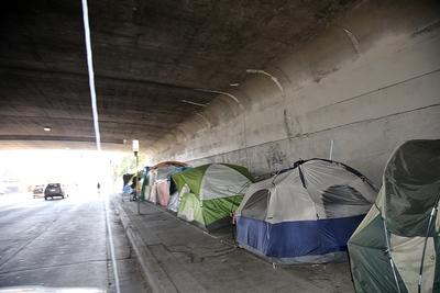 Richard Marcus Homeless in Las Vegas
