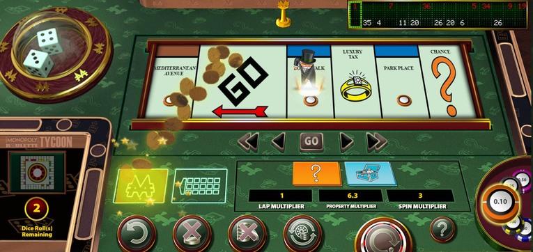 Monopoly Roulette Tycoon Bonus Game