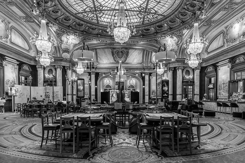 Monte Carlo Gambling Room