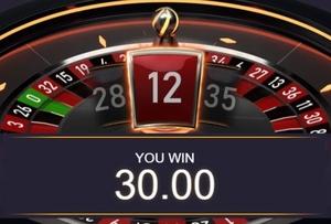 Multifire Roulette Win