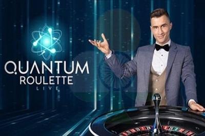 Quantum Roulette Logo