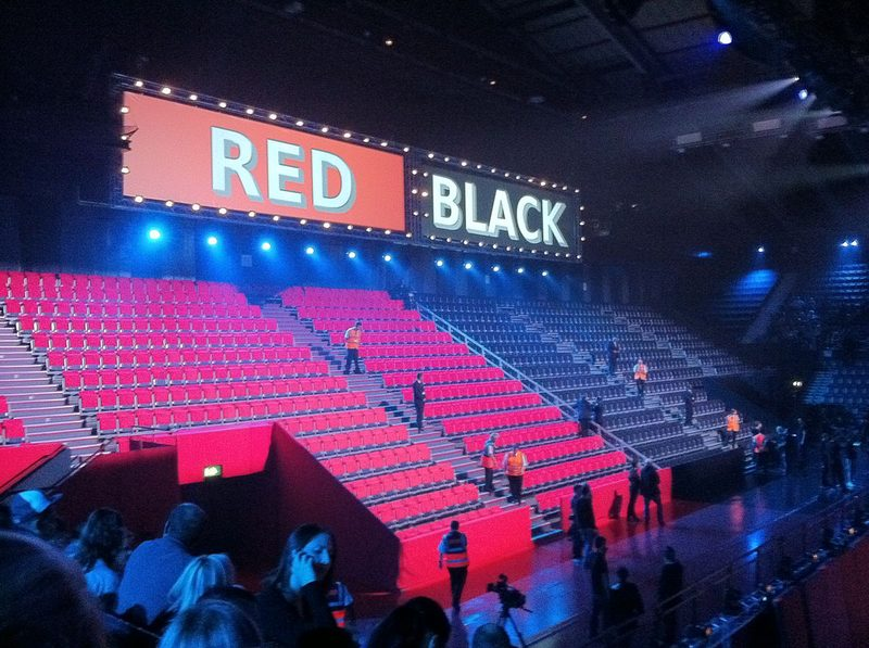 Red or Black Gameshow