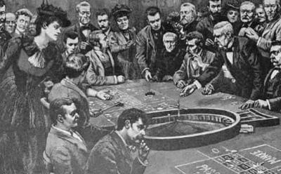 Roulette 1800s
