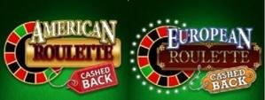 Roulette Cashed Back