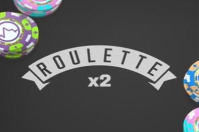 Roulette x2 Logo
