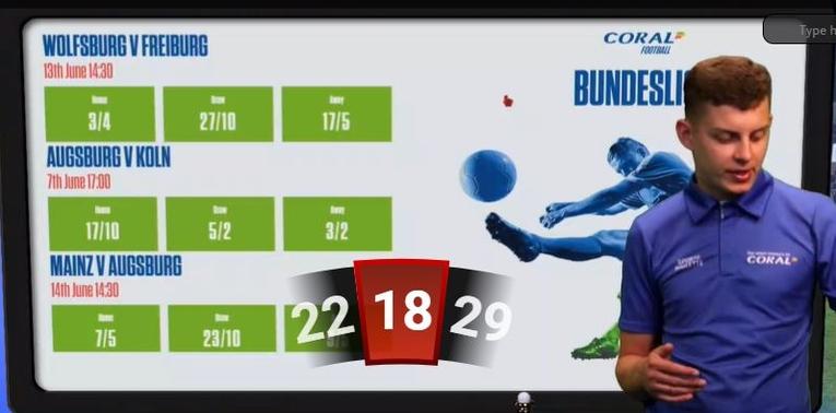 Sport Roulette Screen