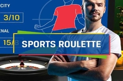 Sports Roulette Logo