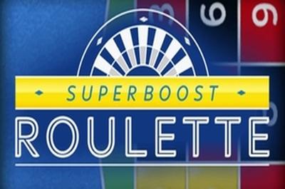 Superboost Roulette Logo