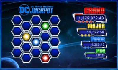 Superman Roulette Jackpot