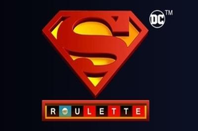 Superman Roulette Logo