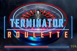 Terminator Roulette Logo